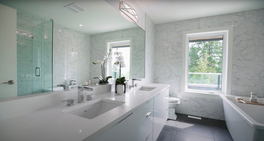 Quels sont les travaux à réaliser pour la rénovation de la salle de bain ?