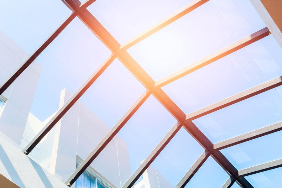 3 raisons pour installer une verrière pour toiture