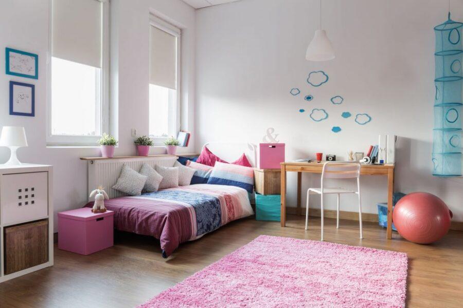4 conseils pour bien éclairer une chambre d'enfant